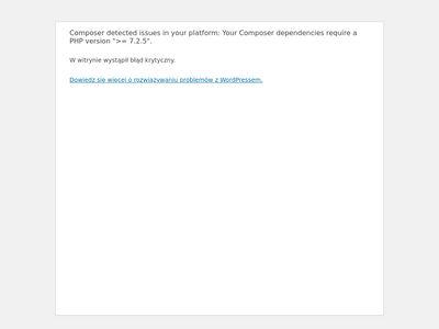 Portale internetowe www - Holigo