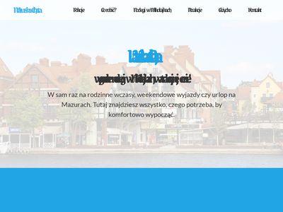 Mazurska Chata - hotele Mikołajki