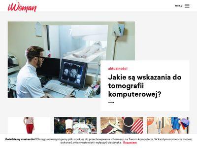 IWoman.pl - Serwis dla kobiet