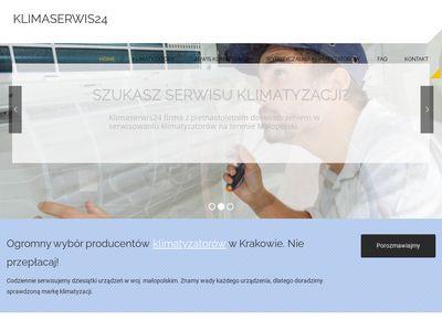 Serwis Klimatyzacji Kraków - Klimaserwis24.pl