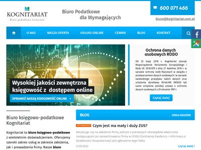 www.kognitariat.pl - Księgowość dla firm