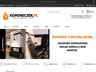 komineczek.pl - montaż kominków kraków