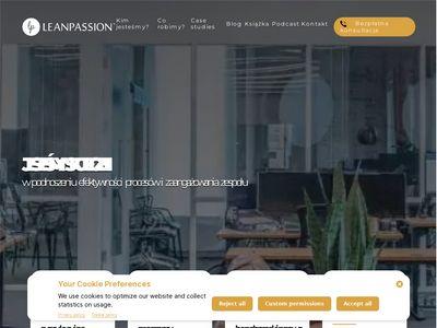 Lean Poznań - leanpassion.pl
