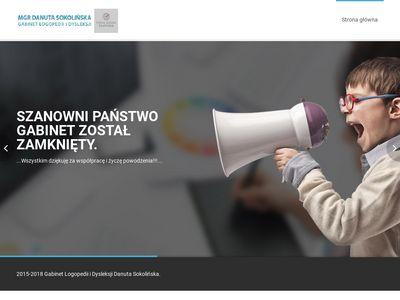 Logopedia i dysleksja, logopeda z wieloletnim doświadczeniem pedagogicznym