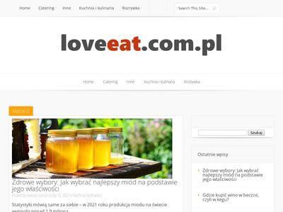 Restauracja Love Eat - pyszne obiady Warszawa