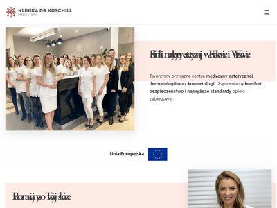 MEDESTETIS - instytut medycyny estetycznej Warszawa i Kraków