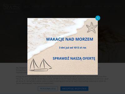 Hotel SPA Bagiński & Chabinka w Międzyzdrojach