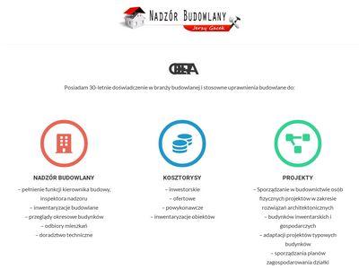 Kierownik Budowy Warszawa