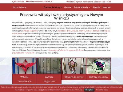 Witraże Gdów, Wieliczka, Rzezawa