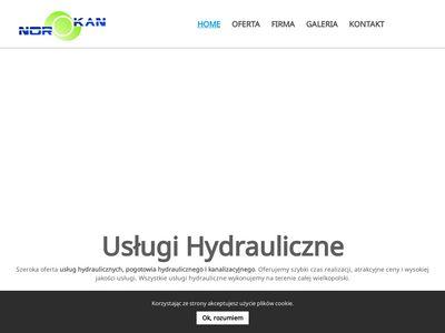 Usuwanie zatorów kanalizacyjnych Nor-Kan Kalisz, Ostrów, Jarocin