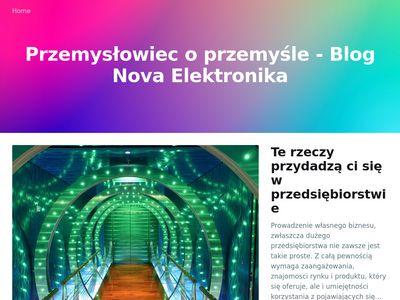 Novatronikc - rozwiązania z zakresu telekomunikacji