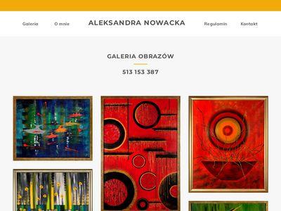 Obrazy z Łodzi