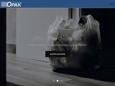 reklamówki na rolce www.opak.bydgoszcz.pl