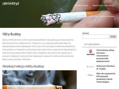 Palarnie - www.palarnie-kabiny.pl