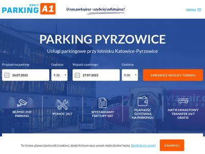 Parking Pyrzowice