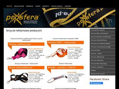 Producent smyczy - www.prosfera.pl