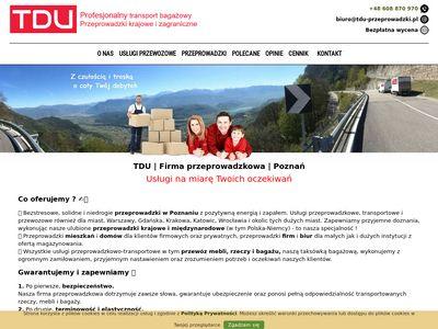 P.H.U. TRANS DOJCZ Usługi Transportowe