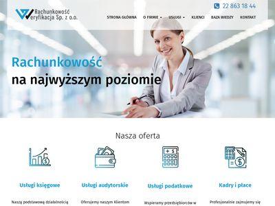 Www.rachunkowosc-weryfikacja.pl