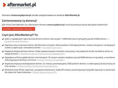 Restauracja Bycina - Gliwice