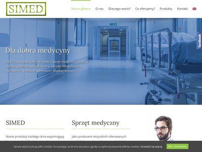 SIMED - producent łóżek szpitalnych