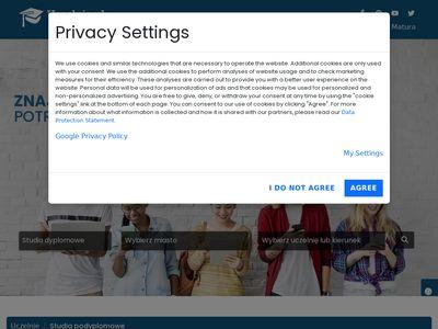 Propozycja studiów podyplomowych nauk ścisłych w Lubuskim