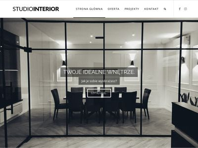 Projektowanie wnętrz Głogów - Studio Interior