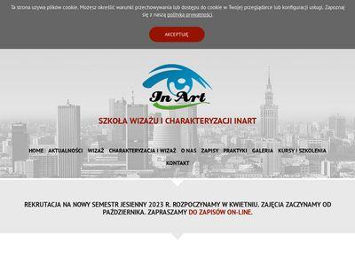 Wizaż Warszawa
