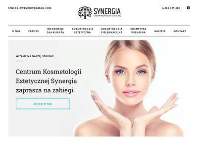 Centrum Kosmetologii Estetycznej Synergia