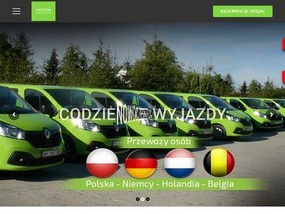 Przewozy do Holandii - Transport do Niemiec.