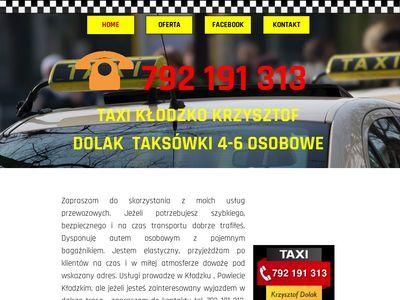 Klodzko taksowka