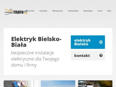 Trafoinstal: Trafo-INSTAL Bielsko-Biała Marcin Gryzełko