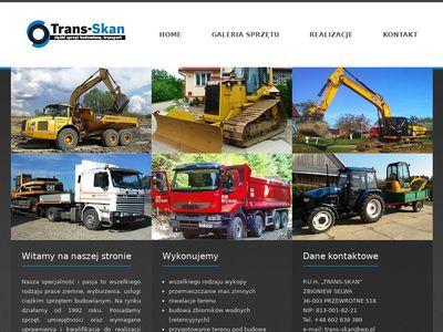 TRANS-SKAN Przedsiębiorstwo Usługowo-handlowe Zbigniew Selwa