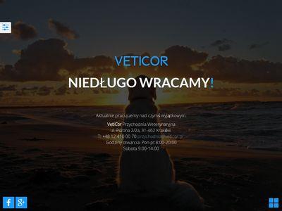 VETICOR weterynarz Ugorek Kraków