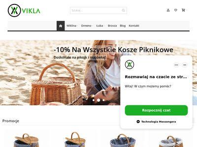VIKLA.PL RĘKODZIEŁO Aldona Wierzejska
