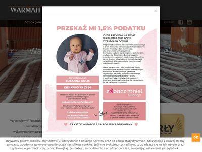 Wylewki maszynowe, wylewki betonowe - Warmah, Koszęcin
