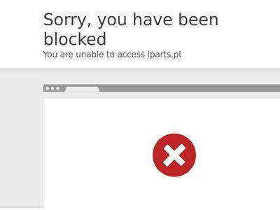 IParts.pl poleca warsztaty samochodowe
