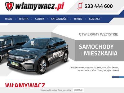 Wlamywacz.pl - otwieranie auta bielsko
