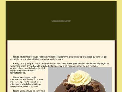 Tort weselny Gliwice - Lodziarnia