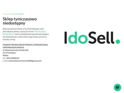 YesSport - sieć sklepów sportowych