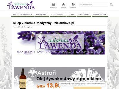 Zioła i suplementy - Lawenda