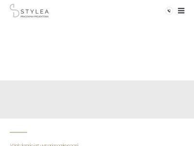 Stylea - Architekt wnętrz Gdańsk
