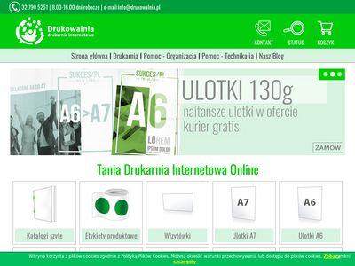 Drukowalnia.pl - drukarnia online