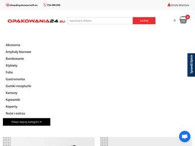 Producent opakowań Opakowania24.eu