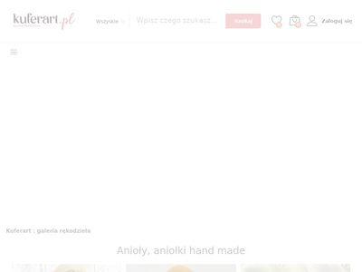 Biżuteria artystyczna - Kuferart