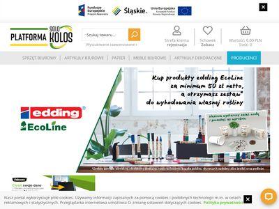 Artykuły, sprzęt, akcesoria biurowe - SoloKolos