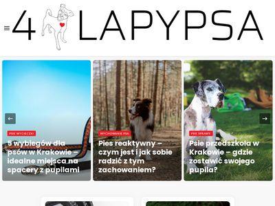 4 Łapy Psa Łódź - Pozytywne szkolenie psów, psie przedszkole