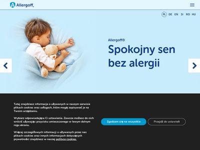 Allergoff.pl - Kosmetyki na łuszczycę