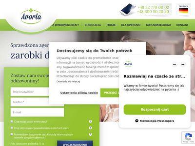 Avoria.pl - praca opiekunki Niemcy