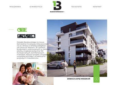 Bardowskiego1 - nowe inwestycje katowice