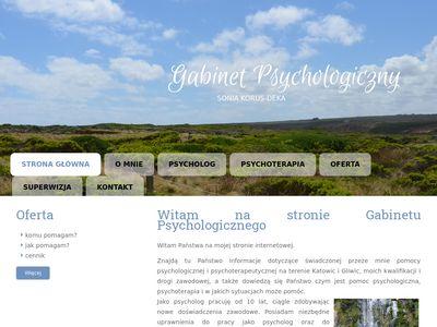 Dobry Psycholog Katowice - gabinet-psycholog.pl